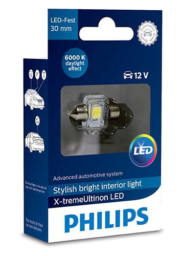LED X-tremeUltinon-sufit SV 10,5x30- 6000K daylight effect