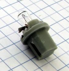 Žiarovka 24V 1,2W B8,5d grey
