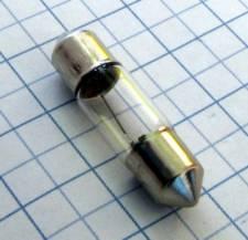 Žiarovka 12V 3W sufit SV7,5-31-sufitka