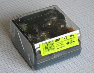 Sada žiaroviek H4 12V UNI mini NARVA