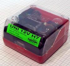 Sada žiaroviek H7 12V UNI mini NARVA