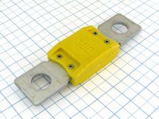 Autopoistka MEGA 100A žltá 50,8mm vzdialenosť skrutiek