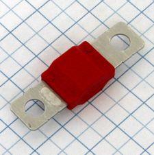Autopoistka MIDI 50A červená 30mm vzdialenosť skrutiek