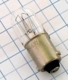 Žiarovka 30V 2W BA9S BA2302 LL 10x28mm