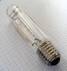 Žiarovka 230V 1000W E40 halogen 130190 Orbitec H8003
