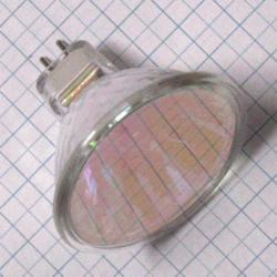 Žiarovka 12V 50W GU5,3 zelená