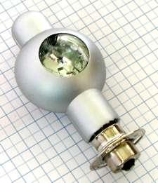 Žiarovka 8V 50W P30S/P35S CXR/CXL halogen Orbitec H88007 = Philips 13120C