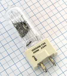 Žiarovka 230V 400W FSY GY9,5 halogen H68255