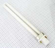 Žiarivka kompaktná LD 7W/009 UVA G23 pre vytvrdzovanie a lapače hmyzu