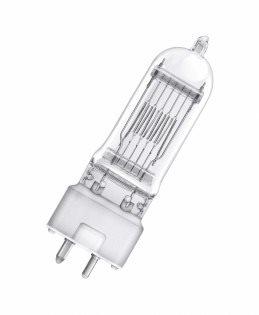 Žiarovka 230V 500W GY9,5 halogen Osram 64670 projekčná štúdiová