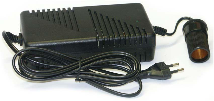 Menič napätia (adapter AC) z 230V na 12V 60W 5A