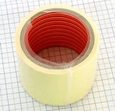 Obojstranná lepiaca páska 50mm x 10m - biela