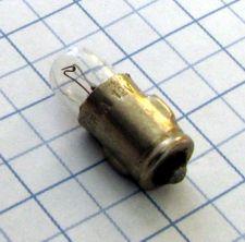 Žiarovka 6V 1,2W Ba7s