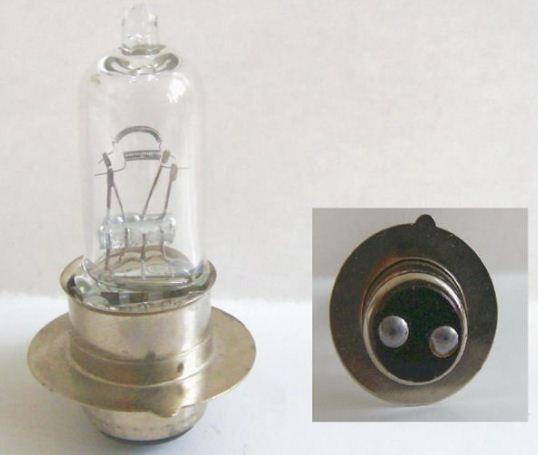 Žiarovka 12V 35/35W P15d-25-1 vodorovné vlákno