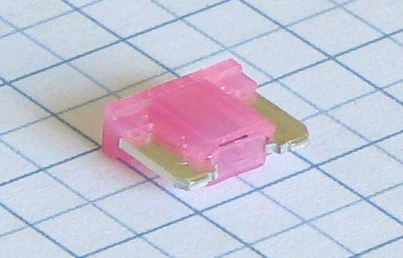 Autopoistka MINI-nízka 4A Ružová micro nožová MTA