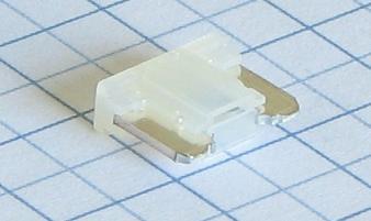 Autopoistka MINI-nízka 25A Biela micro nožová MTA