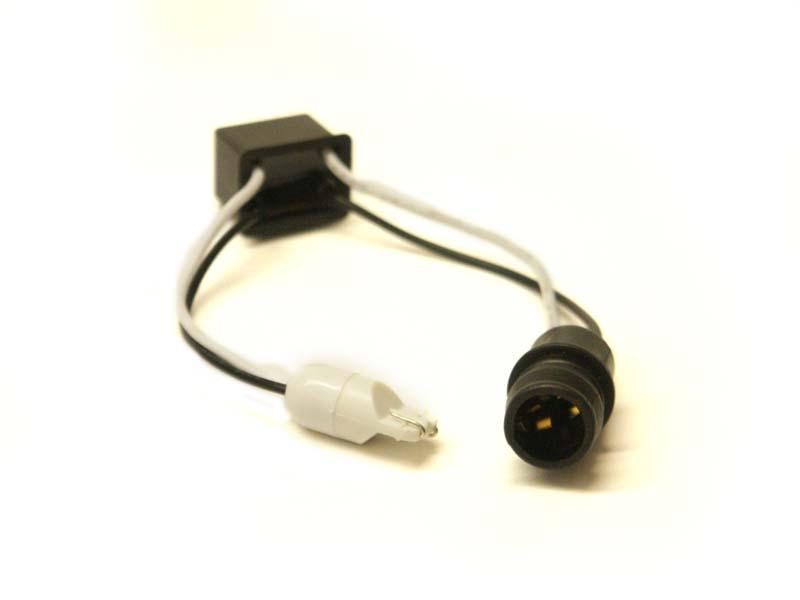 Eliminárot chybových hlásení CANbus LED 12V odpor, rezistor /pätica T10 - T10/