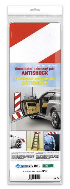 Samolepiaci ochranný pás - Antishock-150x500x10mm