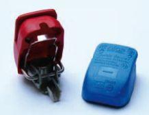 Auto svorka batériová  plusová - na pierez 10-16mm2