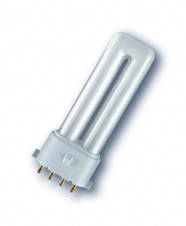Žiarivka kompaktná 11W/830 2G7 teplá biela KLD-D