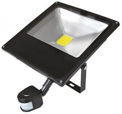 Reflektor LED SMD 15W + senzor